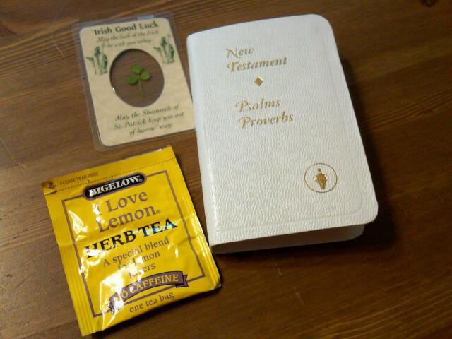 Tea&Bible